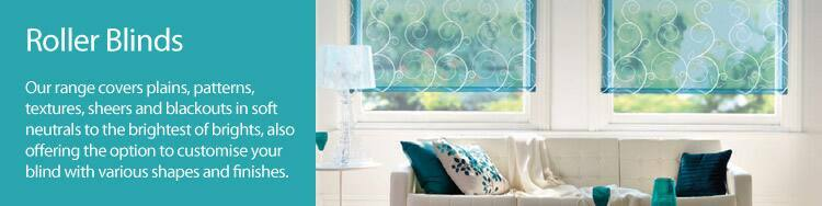 Roller Blinds - Made to Measure