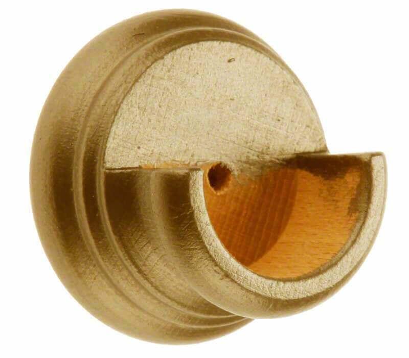 Cameron Fuller Wooden Recess Bracket for 50mm Curtain Poles