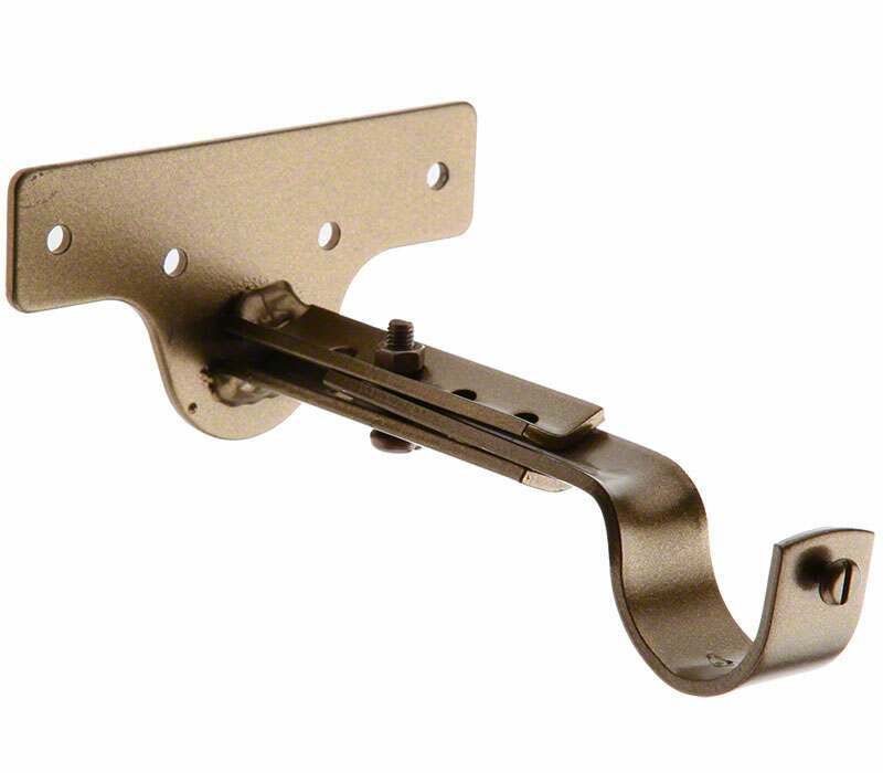 Cameron Fuller Extendable Metal Centre Bracket for 32mm Curtain Poles