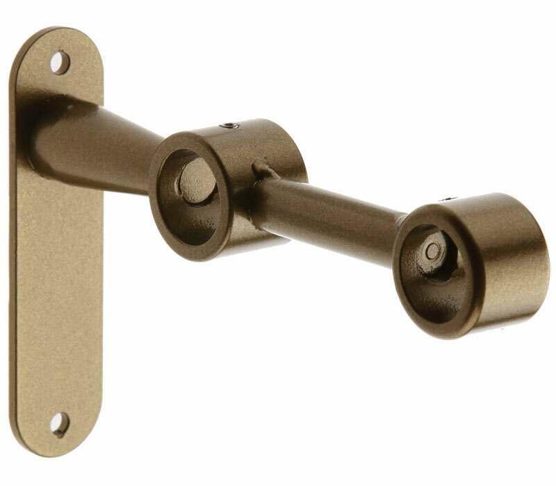 Cameron Fuller 19mm / 19mm Double Metal Pole Bracket