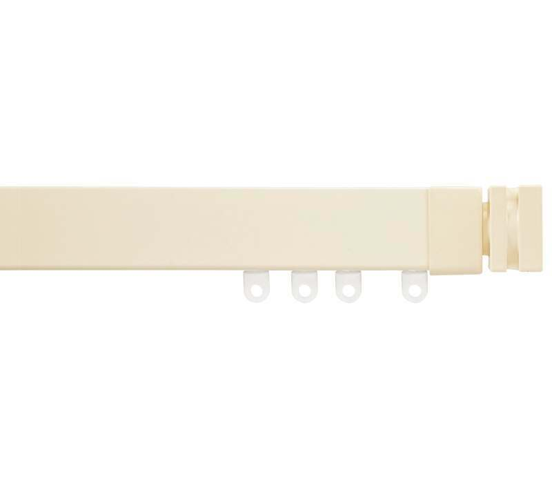 Cameron Fuller Collar System 30 Hand Bendable Curtain Track (Ceiling Fix)