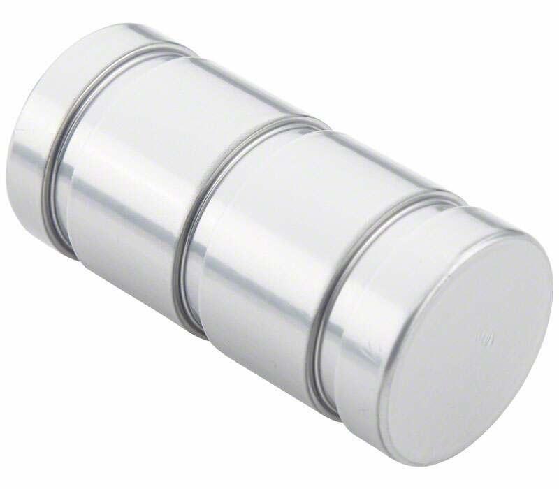 Cameron Fuller Metal Barrel Finial for 32mm Curtain Poles