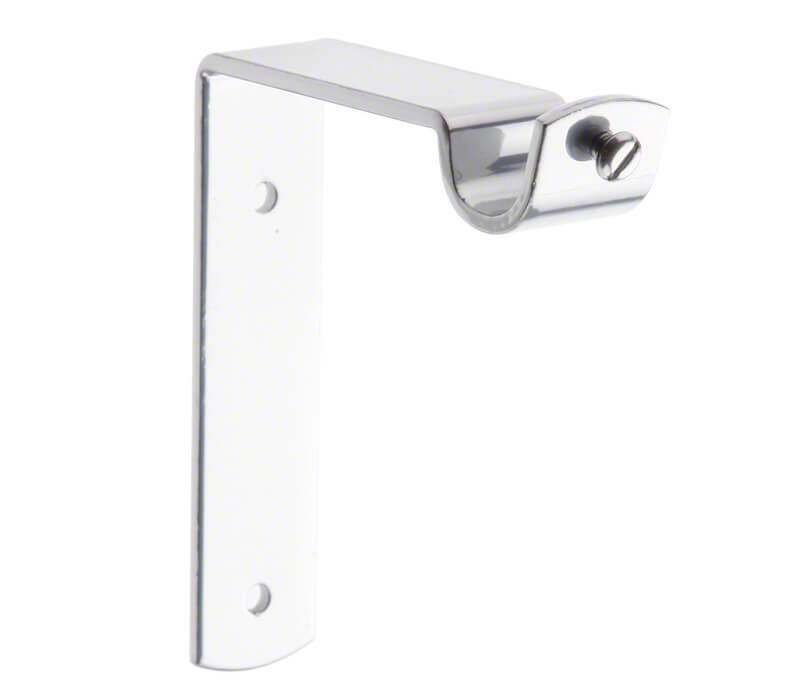 Cameron Fuller Metal Standard End Bracket for 19mm Curtain Poles