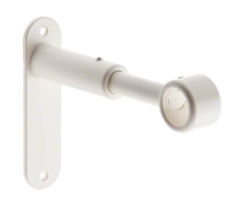 Cameron Fuller Extendable Loop End Bracket for 19mm Curtain Poles