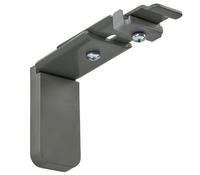 Cameron Fuller Adjustable Bracket for System 30 Curtain Track (Wall Fix)