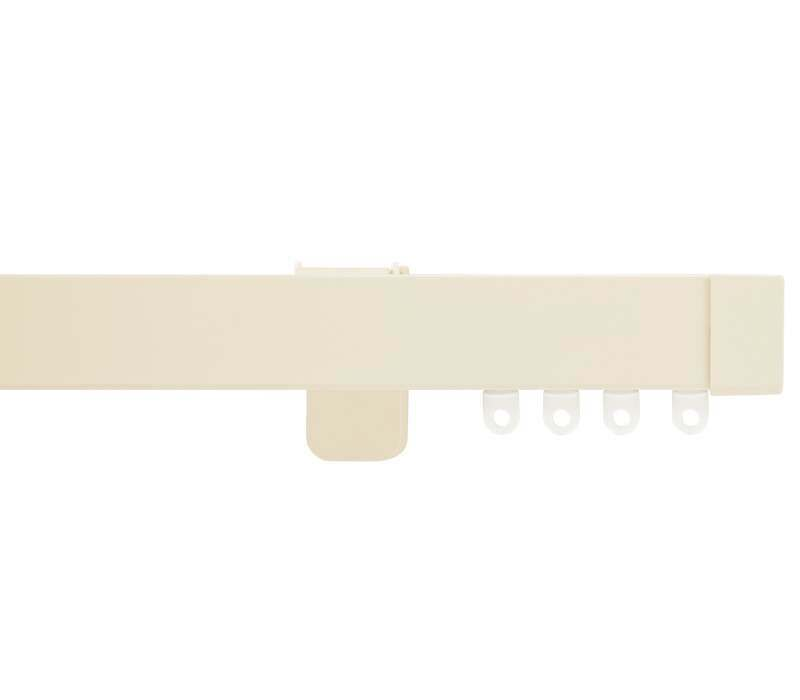 Cameron Fuller Cap System 30 Hand Bendable Curtain Track (Wall Fix)