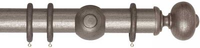 Museum Parham 55mm Wooden Curtain Poles