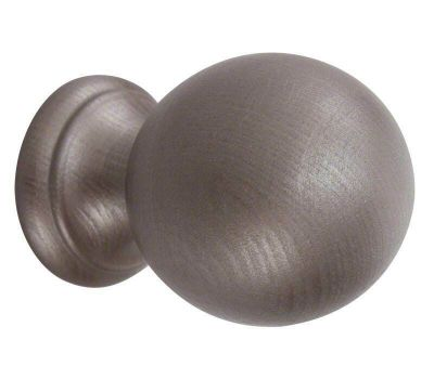 Cameron Fuller Wooden Ball Finial for 35mm Curtain Poles