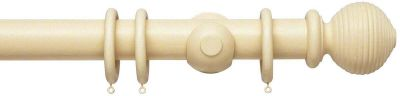 Cameron Fuller Beehive Wooden 50mm Curtain Poles