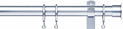 Cameron Fuller 32mm End Stop Metal Curtain Pole