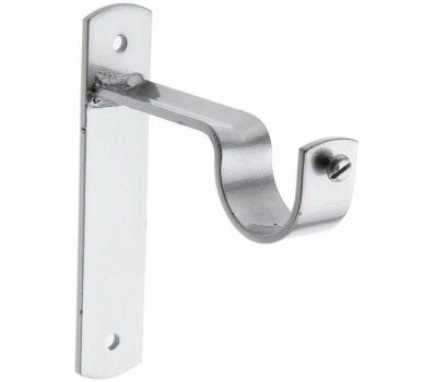 Cameron Fuller Metal End Bracket for 32mm Curtain Poles