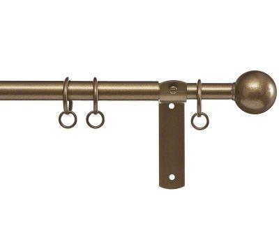 Cameron Fuller Ball 19mm Metal Curtain Poles
