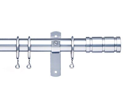 Cameron Fuller Barrel 32mm Metal Curtain Poles