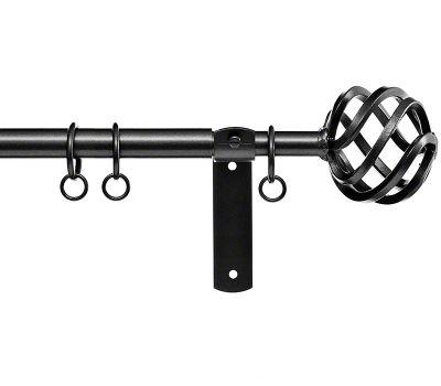 Cameron Fuller Basket 19mm Metal Curtain Poles