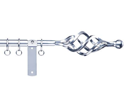 Cameron Fuller Cage 19mm Metal Curtain Poles