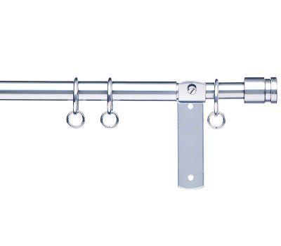 Cameron Fuller Collar 19mm Metal Curtain Poles