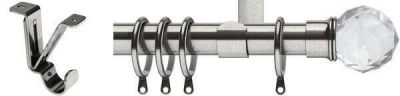 Swish Elements Capella 28mm Curtain Poles (Ceiling Fix)