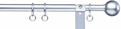 Cameron Fuller Ball 19mm Metal Curtain Poles