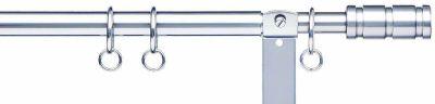 Cameron Fuller Barrel 19mm Metal Curtain Poles
