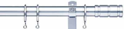 Cameron Fuller Barrel 32mm Metal Curtain Poles