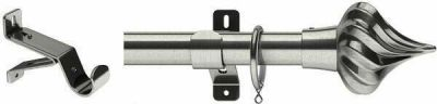 Swish Design Studio Kremlin 28mm Metal Curtain Poles