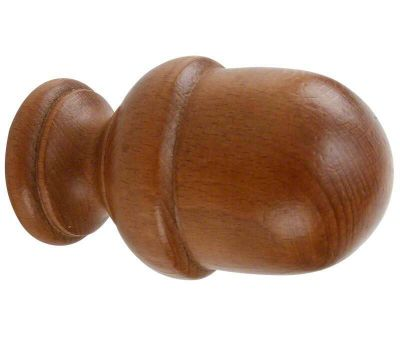 Cameron Fuller Acorn Finial for 50mm Wooden Curtain Poles