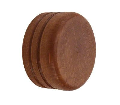 Cameron Fuller Cap Finial for 50mm Wooden Curtain Poles