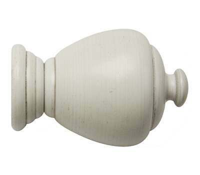 Rolls Modern Country Sugar Pot Finial for 45mm Poles