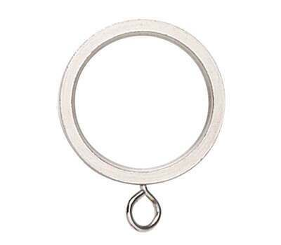 Rolls Neo Curtain Rings for 19mm Curtain Poles (6 per pack)