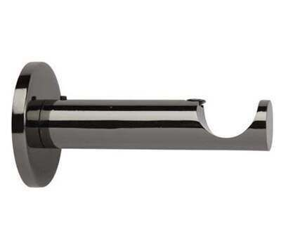 Rolls Neo Cylinder Bracket for 28mm Curtain Poles