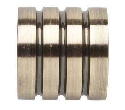 Rolls Neo Stud Finials for 35mm Curtain Poles (Pair)