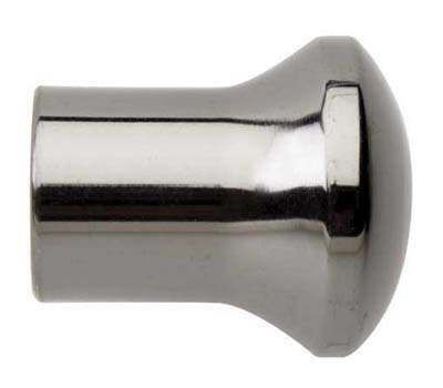Rolls Neo Trumpet Finials for 35mm Curtain Poles (Pair)