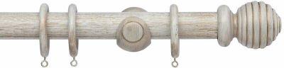 Cameron Fuller 35mm Beehive Wooden Curtain Pole