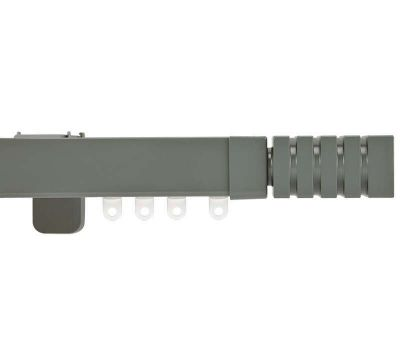 Cameron Fuller Barrel System 30 Hand Bendable Curtain Track (Wall Fix)