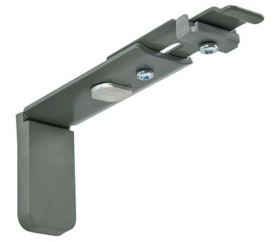 Cameron Fuller Double Bracket for System 30 Curtain Track (Wall Fix)