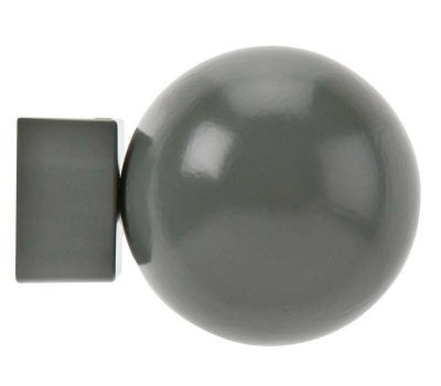 Cameron Fuller Ball Finials for System 30 Curtain Track (Pair)