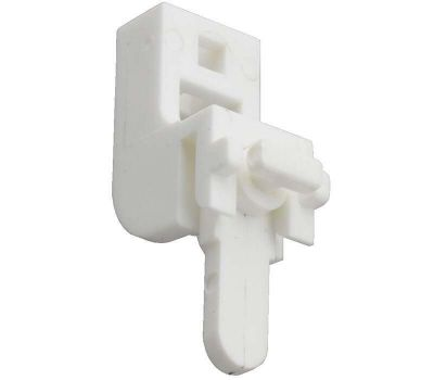 Swish Leverlock Brackets for Aluglyde & Sologlyde Curtain Tracks (5 per pack)