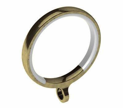 Swish Design Studio Luxury Curtain Rings for 28mm Poles (4 per pack)