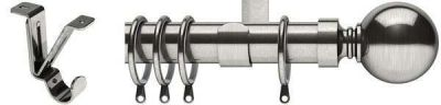 Swish Elements 35mm Belgravia Curtain Poles (Ceiling Fix)
