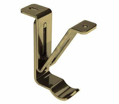 Swish Extendable Top Fix Passing Bracket for 28mm Poles