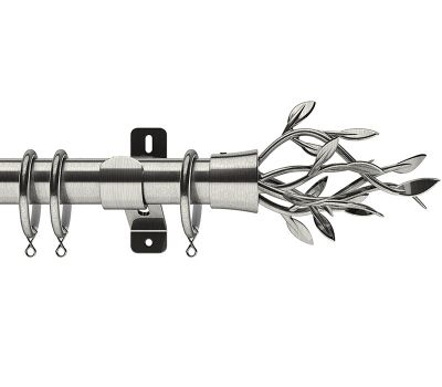 Swish Design Studio Entwine 28mm Metal Curtain Poles