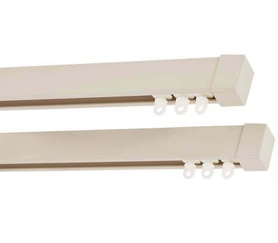 Cameron Fuller Cap System 30 Double Curtain Track (Ceiling Fix)