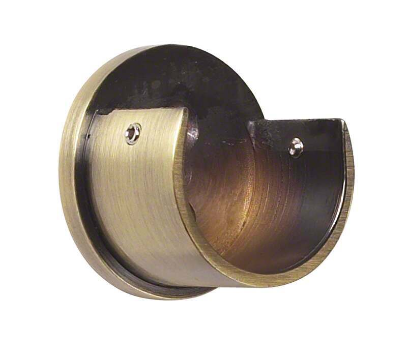 Galleria Recess Bracket for 35mm Curtain Poles