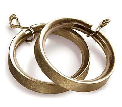 Speedy Curtain Rings for 28mm Curtain Poles (8 per pack)