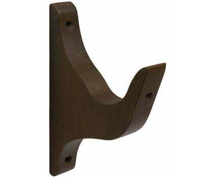 Rolls Modern Country Architrave Bracket for 55mm Curtain Poles