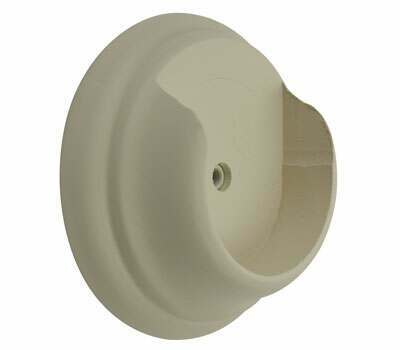 Rolls Modern Country Recess Bracket for 45mm Curtain Poles