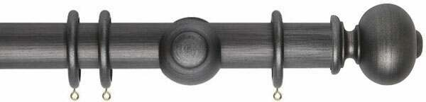 Museum Parham 45mm Wood Curtain Poles