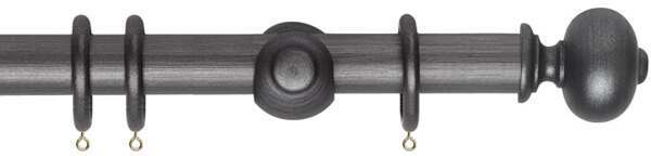 Museum Parham Wooden 35mm Curtain Poles