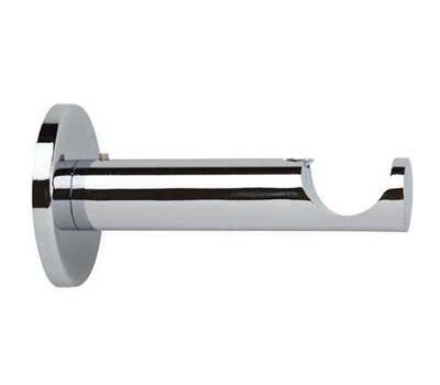 Rolls Neo Cylinder Bracket for 19mm Curtain Poles