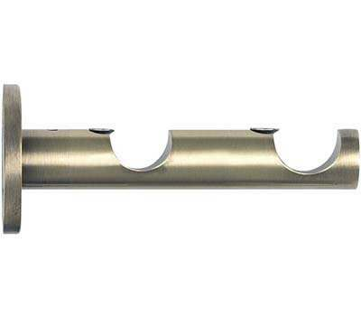 Rolls Neo Double Bracket for 19/28mm Curtain Poles